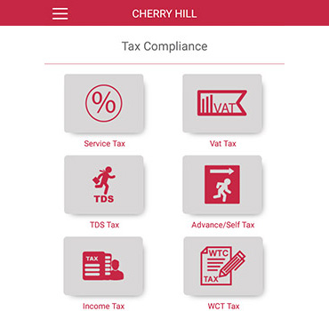 Cherryhill Mobile Application