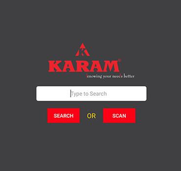 Karam Mobile Application