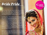 Krushhh by Konica Brochure