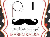 Mannu Birthday